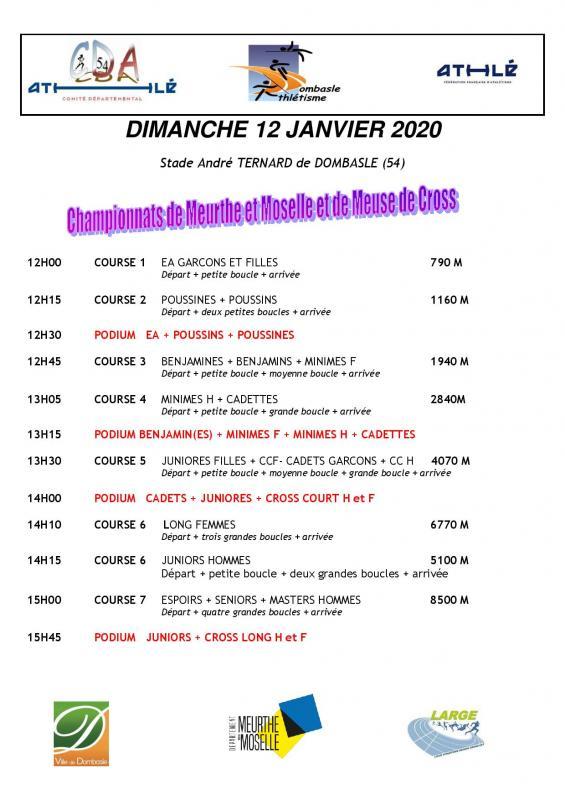 Cht dep de cross 54 et 55 12 janvier 2020 horaires page 001